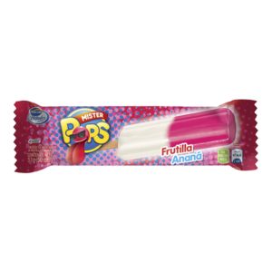 Helado Mr Pops Surtido
